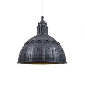 Φωτιστικό Οροφής Seletti Cupolone Gray Quarantacinque
