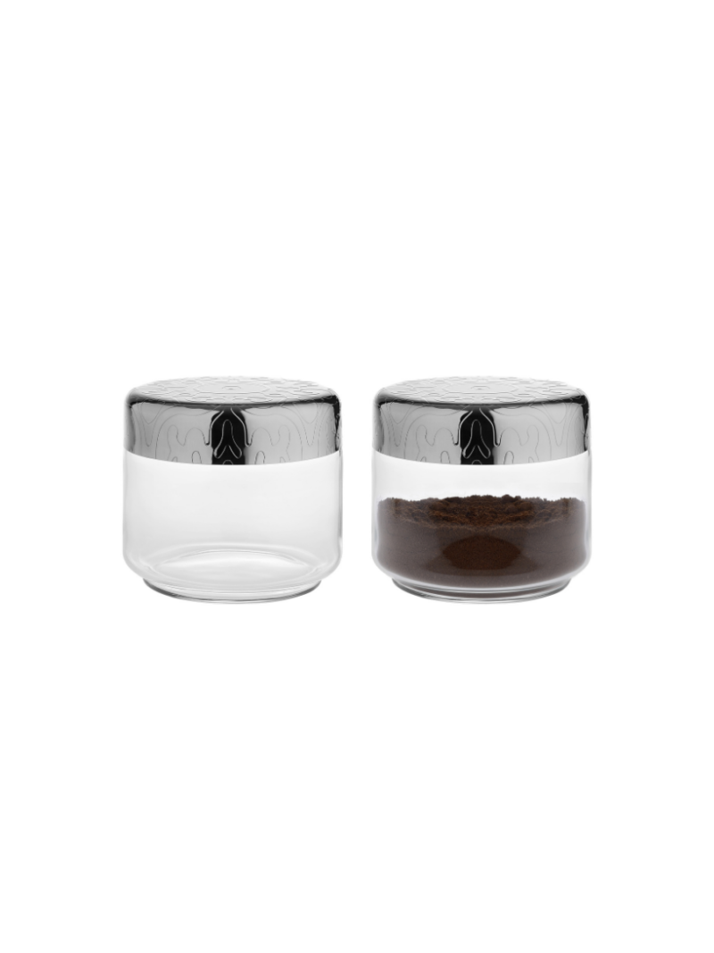 ALESSI Kitchen boxes, Biscuit boxes and containers MW21-50 Dressed