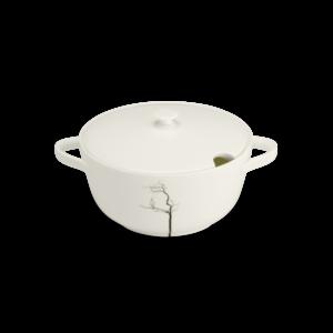 DIBBERN Decor Accessoires Dish with lid (2l)