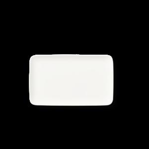 DIBBERN Fine Bone China Pure Rectangular Platter (25cm)