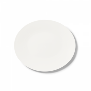 DIBBERN Fine Bone China Pure Oval Platter (28cm)