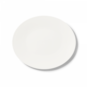 DIBBERN Fine Bone China Pure Oval Platter (32cm)