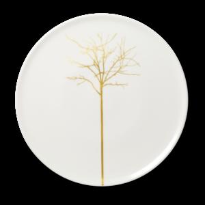 DIBBERN Golden Forest Cake Plate (32cm)