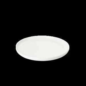 Fine Bone China plate Care instructions: Dishwasher- and microwave safe. Diameter: 24 cm Designer: Dibbern Design Studio