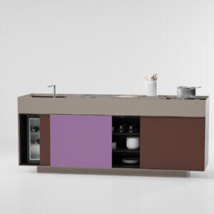 Kettal Outdoor Kitchen 57800-020-V0
