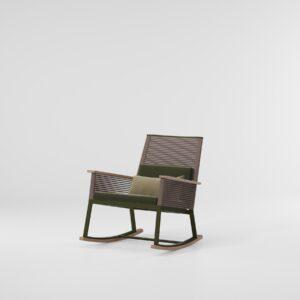 Kettal Rocking Chair Landscape Clubs 943101-750