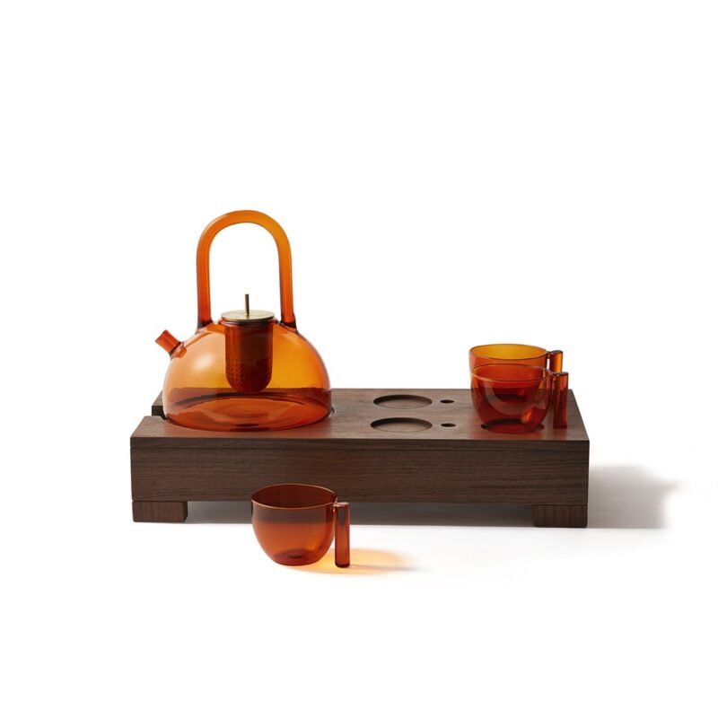 PAOLA C. NH13A THE FLAME Tea set