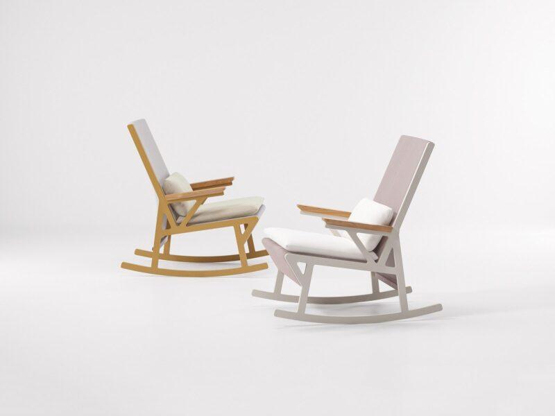 Kettal Rocking chair 41310-41207