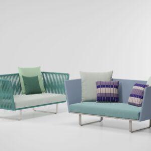 KETTAL 2-Seater sofa 70400 70450
