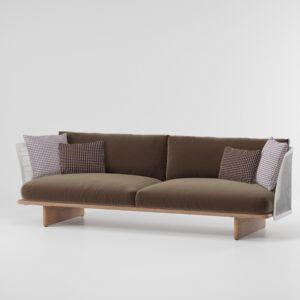 KETTAL 3-Seater sofá 175050 17515