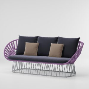 KETTAL 3 place sofa 2746000P00