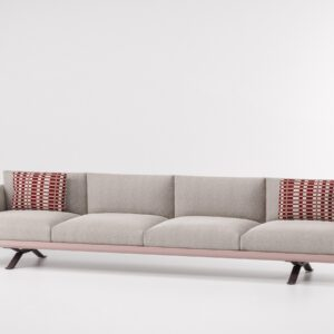 KETTAL 4 seater sofa 25060
