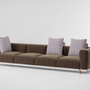 KETTAL 4 seater sofa 42470