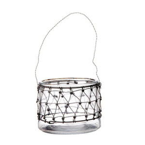 AFFARI LACE Hanging tea light holder 087-960-60