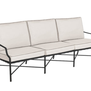 KETTAL – TRICONFORT 3-Seater-sofa 72550