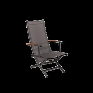 KETTAL - TRICONFORT Multiposition armchair MUR108